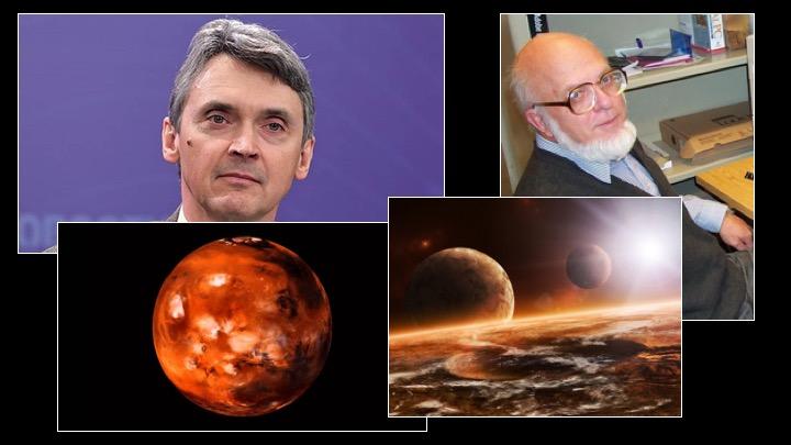 Второе заседание космического форума «Галактика»