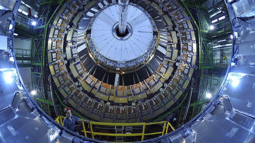 «Ученые ищут новую физику»